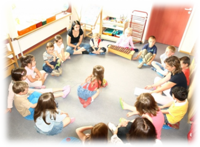 stille übungen mit kindern